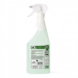 070200 - glass and stainless steel cleaner